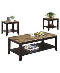 living room table sets coffee table