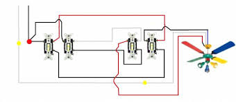 3 way dimmer switch wiring diagram ceiling fan trusted
