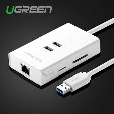 best ideas about ethernet hub aa v tecnologia ugreen high speed 2 ports usb 3 0 hub tf sd card reader to rj45