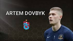Artem Dovbyk skills and goals Welcome to Trabzonspor - YouTube