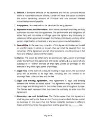 Borrowing from or lending money to companies or businesses requires an agreement for legal purposes and clarity of the conditions in case of when you are borrowing, but you want to instill confidence in the lender that you are going to pay the debt. Loan Agreement Template Free Sample Docsketch