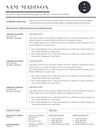 Microsoft Word Job Resume Template Job Winning Resume Templates For Microsoft Word Apple Pages