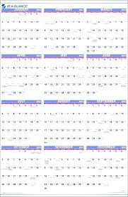 Month At A Glance Calendar Template Year At A Glance Calendar Template Sharedvisionplanning Us