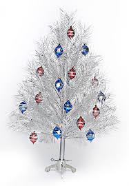 National Tree Co Tinsel Trees 44 Christmas Trees