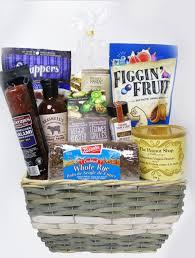 clic gourmet gift basket