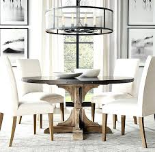 round pine dining table c reclaimed pine zinc trestle round dining table also pine dining tables