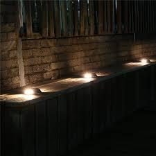 Outdoor Lights And Lanterns Led Solar Power Spike Light Waterproof Cast Aluminum Outdoor