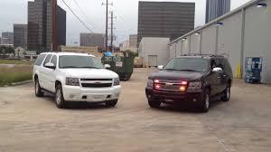 2011 & 2012 Chevrolet Suburban Front LED Lights - YouTube