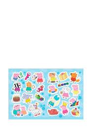 <b>Свинка Пеппа</b>. Наклейки и <b>раскраски</b>: цвет Цвет, 129 ₽, артикул ...