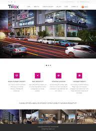 Property Developer Website Design We Have Design This Website For The Property Developer To