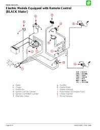 Pretty mercury outboard ignition wiring diagram pictures inspiration