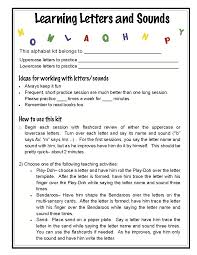 Letter Practicing 10 Activities For Teaching And Practicing Letters And Sounds