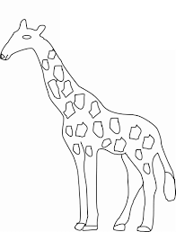 Top Giraffe Coloring Pages Inspiring Coloring #1080 - Unknown ...