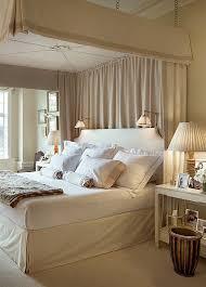 one kings lane alexahampton warm paint color bedroom with cream walls