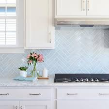 This backsplash we picked for a spec house we're working on has me thinking