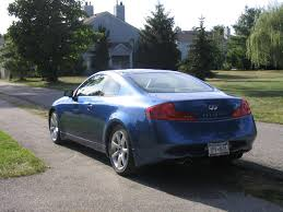 FS: 06' athens blue g35 coupe low miles - G35Driver - Infiniti G35 ...