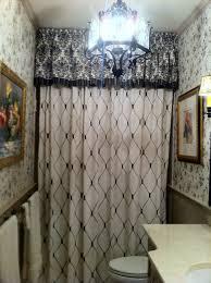Bathroom valance curtains Window Valance Marvelous Bathroom Decoration Ideas Using Bathroom Shower Curtain With Valance Appealing Bathroom Decoration Ideas Using Amazoncom Bathroom Killer Ideas For Bathroom Decoration Ideas Using White