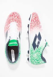 Lotto Lzg Viii 700 Fgt Football Boots White Blu Men Sports