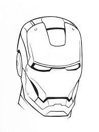 Small Picture Head Of Iron Man Coloring PagesOfPrintable Coloring Pages Free