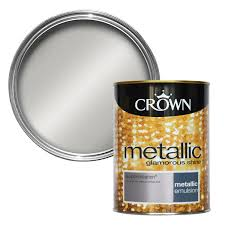 Crown Feature Wall Sophistication Emulsion Paint 1.25L | Rooms | DIY at B&Q.