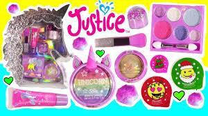 magical unicorn makeup kit emoji cream glitter globe lip balm bath popsicle