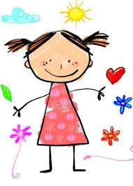 Resultado de imagem para desenho de criança
