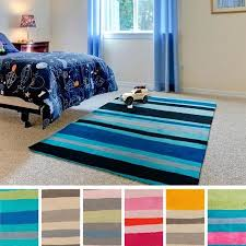 get ations meticulously woven roseville striped area rug 5 x 8 grey