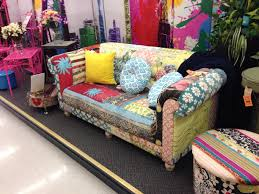 multicolored couch from hobby lobby maybe if i keep the couch a solid light