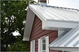 installing corrugated metal roofing awesome roofing sensational home exterior using garland roofing