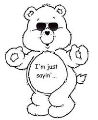 Small Picture Coloring Pages on Pinterest Care Bears Coloring Pages For Kids
