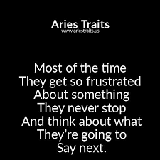 40 Best Aries Personality Quotes Aries Traits Inspiration Aries Quotes