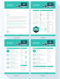 creative resume design templates free download creative resume download markpooleartist com