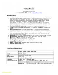 Software Test Engineer Resume Free Download Build And Release
