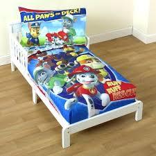paw patrol sheets paw patrol bed set toddler bed bedding lovely boy toddler bedding sets paw