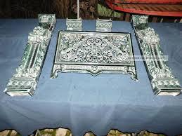 Kacheln Antik Kachelofen Teile 1900 Konvolut