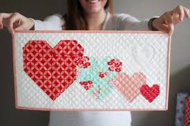 10 fabulously free valentines quilts