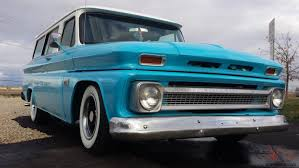 Chevy Suburban Carry all Chevrolet 1965 1964 64 65 66 Hot Rod Rat ...