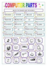Computer Worksheet Free Worksheets Library | Download and Print ...