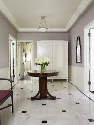 Foyer Wall Colors Flooring Fascinating White Marble Foyer Flooring Design Ideas
