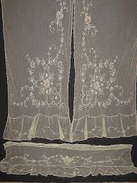 vintage lace curtains luxury 79 best lace images on