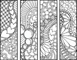 Small Picture Bookmark Coloring Page Coloring Home