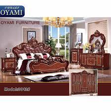 Royal Furniture Antique White Bedroom Sets For Couple - Buy Antique ...