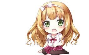 Hình nền Anime chibi xinh
