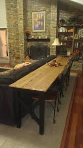amazing extra long sofa table  on modern sofa inspiration with