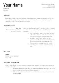 Resume Generator Classy Free Resume Generator Online With Perfect Resume Builder Perfect