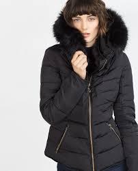 Image 2 of QUILTED COAT WITH DETACHABLE HOOD from Zara | fall ... & Image 2 of QUILTED COAT WITH DETACHABLE HOOD from Zara Adamdwight.com