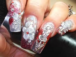 Glimmer glitter glamour - Nail Art Archive - Style - NAILS Magazine