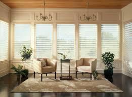 Image of: Large Sunroom Window Treatments