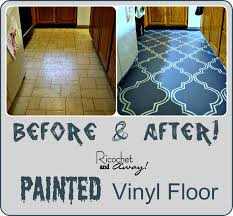 Can you paint a vinyl kitchen floor? Should you paint a kitchen floor? How  do you paint a kitchen floor? Would painting the floor be worth the effort  and ...