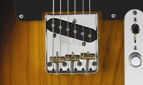 classic player baja telecaster® electric guitars three saddle american vintage telecaster bridge